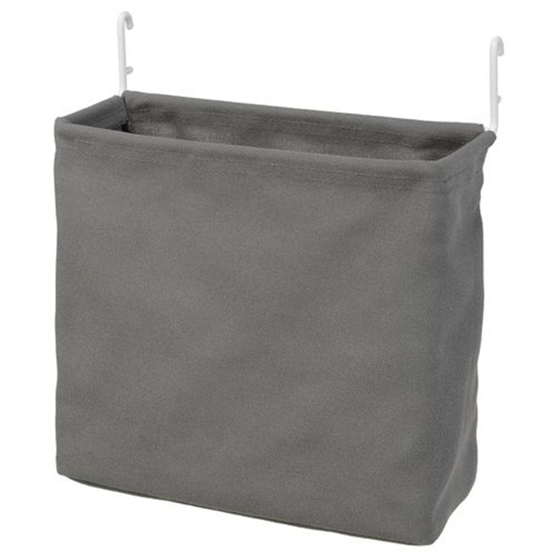 Текстильный контейнер, белый, серый СКОДИС [403.621.41] 403.621.41