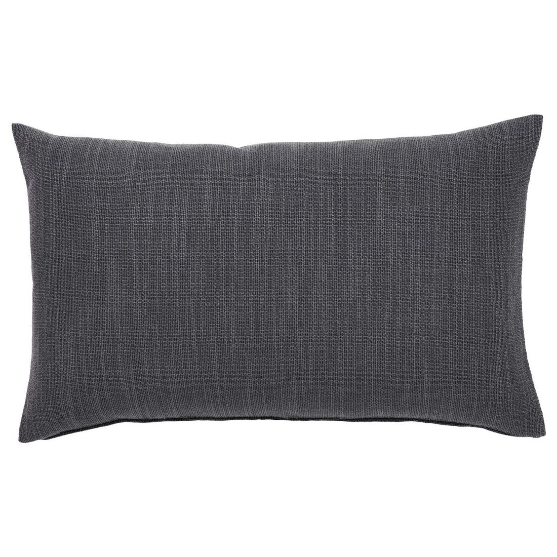 Чехол на подушку, антрацит, 40x65 см ХИЛЛАРЕД [703.701.68] 703.701.68
