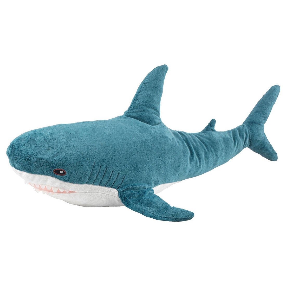 Мягкая игрушка, акула, 100 см БЛОХЭЙ [403.735.97] 403.735.97