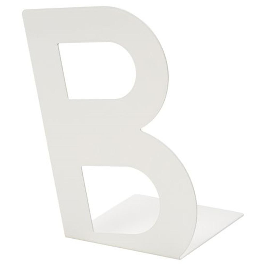 Ограничитель для книг, белый БУСБАССЕ [803.889.88] 803.889.88