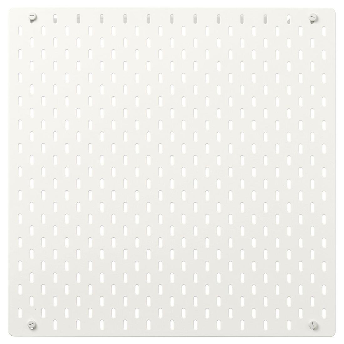 Настенная панель, белый, 56x56 см СКОДИС [903.621.34] 903.621.34